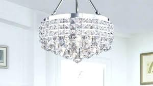 flush mount crystal light semi flush crystal chandelier semi flush mount crystal chandelier round shade chrome flush mount