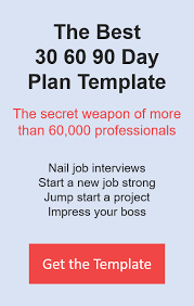 The Best 30 60 90 Day Plan And How To Use It Brendan Reid