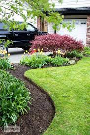 how to recut flower bed edges like a