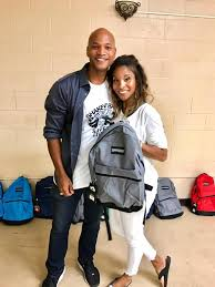 Wes Moore - My wife and I hosted a community service event... | Facebook