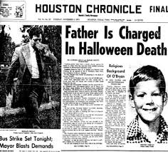 true and truly horrific halloween horror stories in 1974 8 year old timothy o bryan died on halloween evening