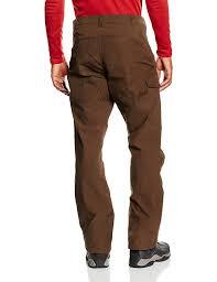 Fjallraven Men S Pants Size Chart Fjallraven Mens Abisko Trousers At Amazon Mens Clothing Store