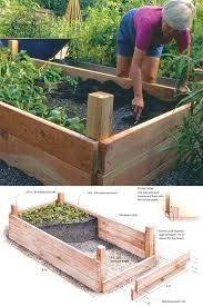 how to make raised garden beds. Contemporary How Allaboutraisedbedgardenapieceofrainbow 24 To How Make Raised Garden Beds L