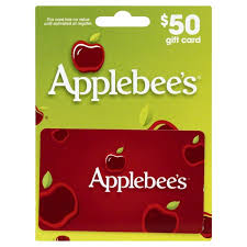 applebees gift card 50