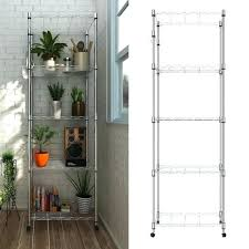 5 tier wire shelving adjule 5 tier heavy duty wire shelving rack steel shelf chrome adjule 5 tier wire shelving unit black room essentials