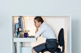 Office Cube Design Amazing You're Not Imagining It Your Cubicle Is Getting Smaller TIME