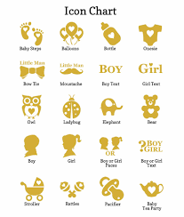 Personalized Baby Shower Favor Tags Free Shipping Popular Designs Colors