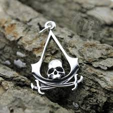 assassin s creed black flag pendant