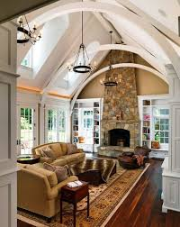 ceiling ideas for living room. Your Exposed Beams Don\u0027t Have To Be Left With Their Natural Wooden Tones And Ceiling Ideas For Living Room G