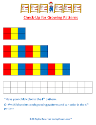 Growing Patterns Simple Super Subjects Mighty Math Patterns And Algebra Growing