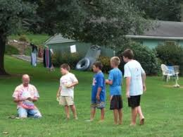 boys-playing | Beaver Creek Farm Cabins