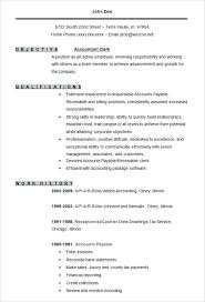 Resume Format For Job In Word Impressive Resume Template For Accountant Accounting Resume Template Accounting