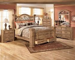 Superb Complete King Size Bed