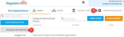 Davis Clip Chart Deleting An Organization Organimi Help Center