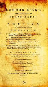 common sense by thomas paine social studies and history  common sense by thomas paine 1776