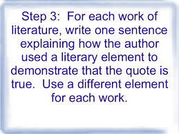 steps to writing the critical lens essay 3