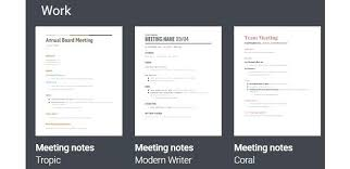 Onenote 2010 Templates Google Docs Minutes Templates Meeting Note Template Onenote 2010
