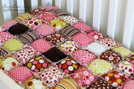 How To Make A Puff Quilt With Sewing Machine