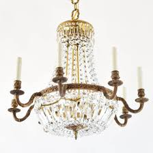 empire style crystal chandelier the big chandelier pertaining to antique chandeliers atlanta gallery 14