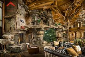 mountain lodge style furniture. lodge style living rocky mountain homes rustic furniture s