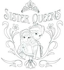 elsa coloring book frozen pages free fresh printable page design on re x colouring pdf