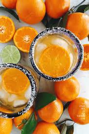 Mandarin Tangerines Mandarin Orange Margaritas The Other Side Of The Tortilla