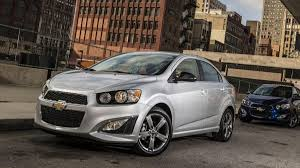 RS and Dusk sedan join Chevy's Sonic lineup | Autoweek