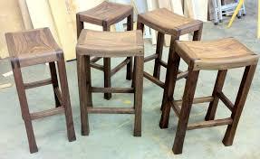 rustic bar stools. Rustic Farmhouse Bar Stools E