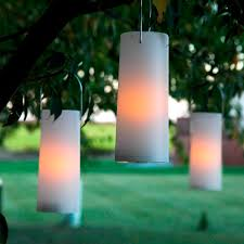 outdoor candle lighting. Full Size Of Patio Outdoor Decorative Lantern With Lanterns Hanged In The Tree And White Cover Candle Lighting