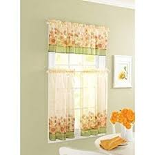 Sunflower Curtains Kitchen