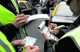 Resultado de imagem para imagens de multas de transito
