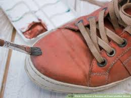 image titled repair a se on faux leather shoes step 5