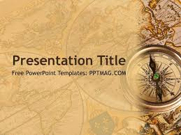 Powerpoint History Free History Powerpoint Template Pptmag