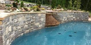 stone retaining walls