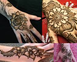 New Mehndi Design 2017 Latest 2017 Top 50 Simple Mehndi Designs For Hands In Different