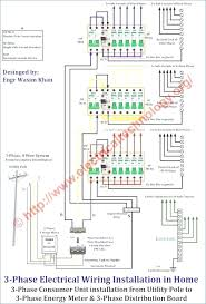 simple house wiring circuit diagram pdf 3 phase installation in