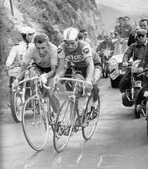 Foto: Jacques Anquetil Raymond Poulidor