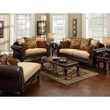 Furniture of America Nicolai 2 piece Sofa Set Free Shipping