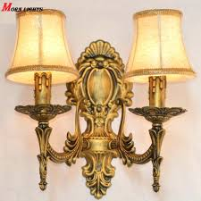 wall light sconces free antique bronze sconce fashion bedroom bedside lamp modern in lamps from lights lighting on tealight uk