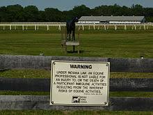 disclaimer of liability for equine professionals indiana