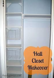 hall closet organizers front hall closet shoe storage