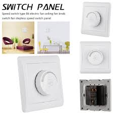 Light Switch Fan Us 2 62 38 Off Led Dimmer 220v Light Switch Adjustment Light Control Ceiling Fan Speed Control Switch Wall Button Switch In Dimmers From Lights