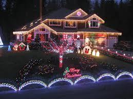xmas lighting ideas. Christmas Light Show Camden House Xmas Lighting Ideas O