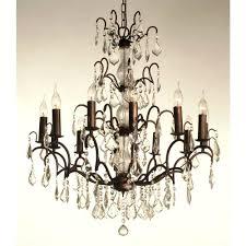 12 arm crystal chandelier arm crystal chandelier architectural salvage arm crystal chandelier waterford crystal 12 arm