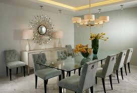 modern glass dining room table round glass dining table with 4 chairs unique decorative style pictures