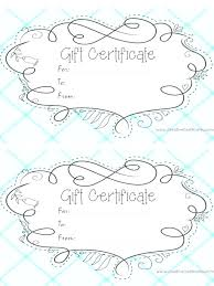 printable gift certificate for pedicure them or print gift certificate template pages exle templates gift