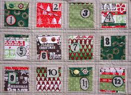 Christmas Advent Calendar Quilt – Free Pattern Download | Advent ... & Christmas Advent Calendar Quilt – Free Pattern Download Adamdwight.com