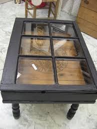 How to Re-Use Old Windows. Window Coffee TablesWindow ...