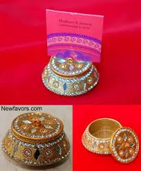 hindu wedding favors trinket box indian wedding favors newfavors india middle east indian wedding favors wedding wedding favors