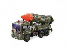 <b>Игрушка Drift</b> Military Missile Vehicle 1:16 64963